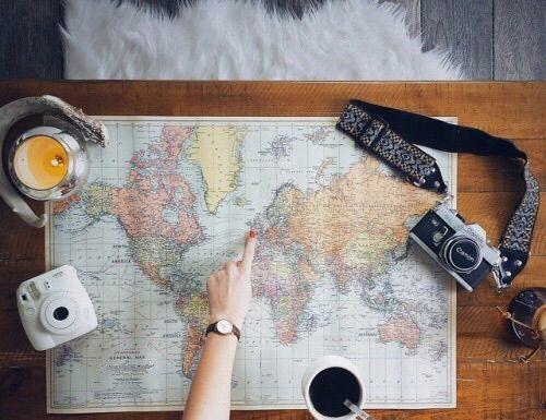 Гороскоп путешествий