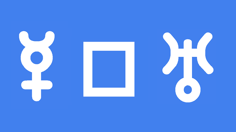 Квадрат Меркурий Уран