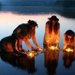 Ритуал со свечами