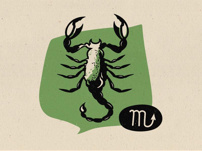 Скорпион Характеристика знака Зодиака Общий гороскоп