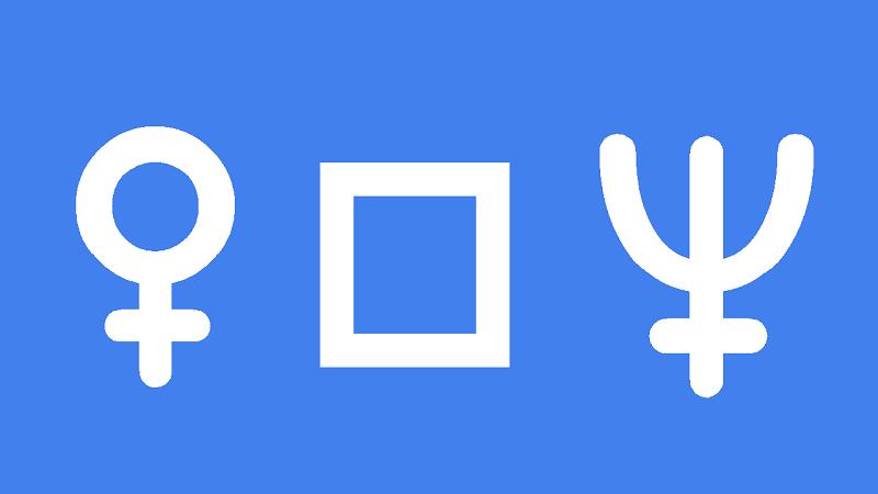 Квадрат Венера Нептун