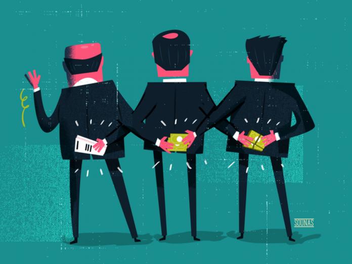 6 главных коррупционеров Зодиака