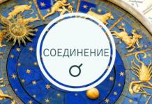 Соединение в астрологии