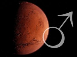 Марс в джйотиш